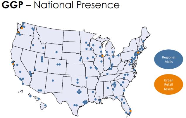 national presence